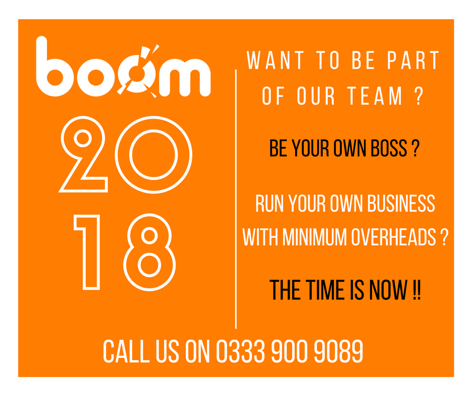 Join The Property Boom team